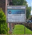 Hilary Church of the Nazarene, Salisbury Road, Cosham (August 2017) (Signboard).JPG