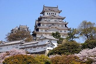 Japan's Top 100 Castles - Himeji Castle