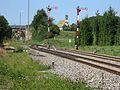 Hintere Höllentalbahn mit Wallfahrtskirche Witterschnee in Löffingen.jpg