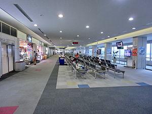 Hiroshima Airport - Hiroshima Airport (airside)