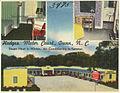 Hodges Motor Court, Dunn, N. C. (5755513637).jpg