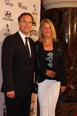 Holger Osieck - Holger and Elizabeth Osieck (2011)