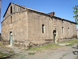 Diocese of Armavir - Image: Holy Mother of God Church, Aygeshat, Vagharshapat, 19th century