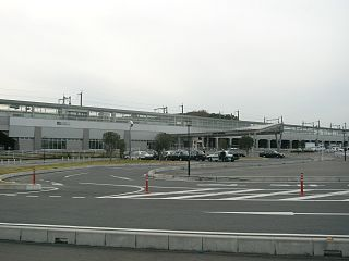 Honjō-Waseda Station