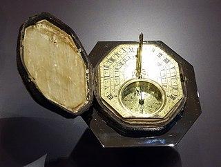 Butterfield dial