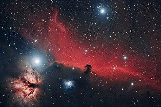 Horsehead Nebula - Image: Horsehead Hunter Wilson