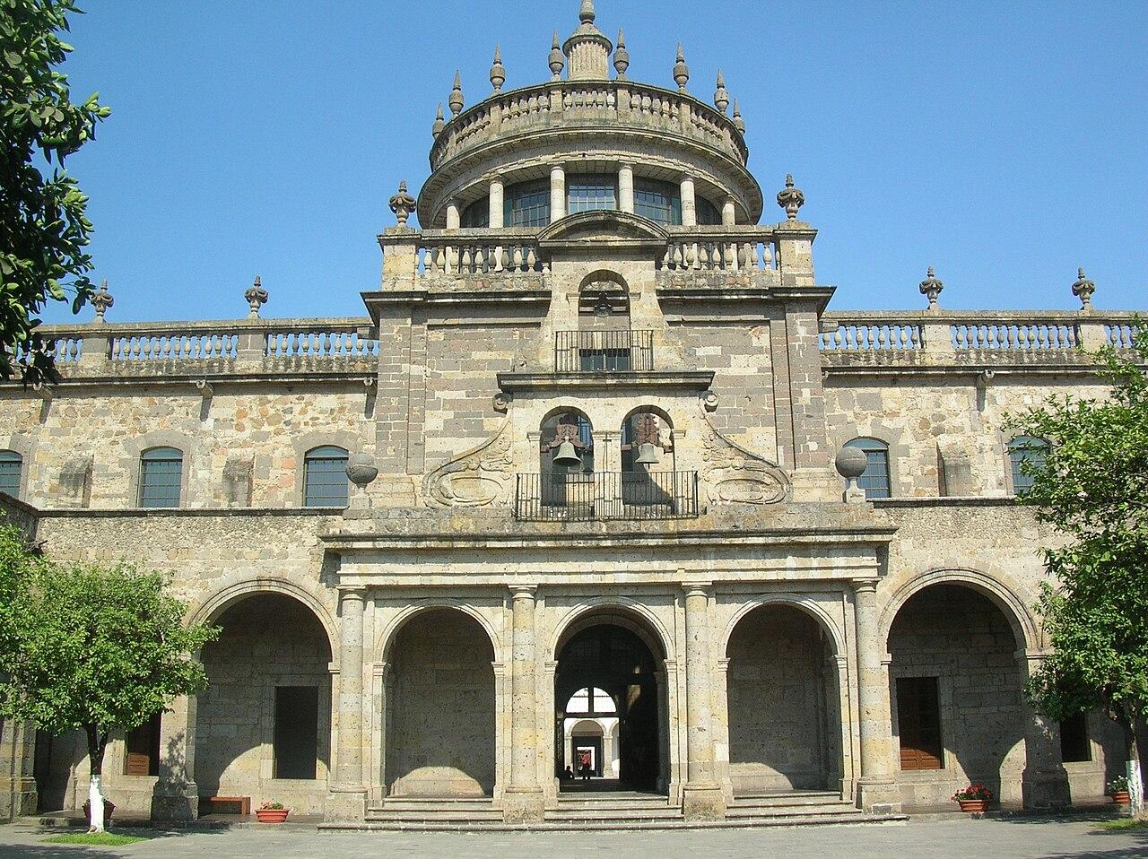 Arquitectura mexicana siglo xix xx friveraweb for Arquitectura wikipedia
