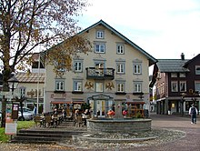 Hotel Adler Alte Post Me Ef Bf Bdkirch