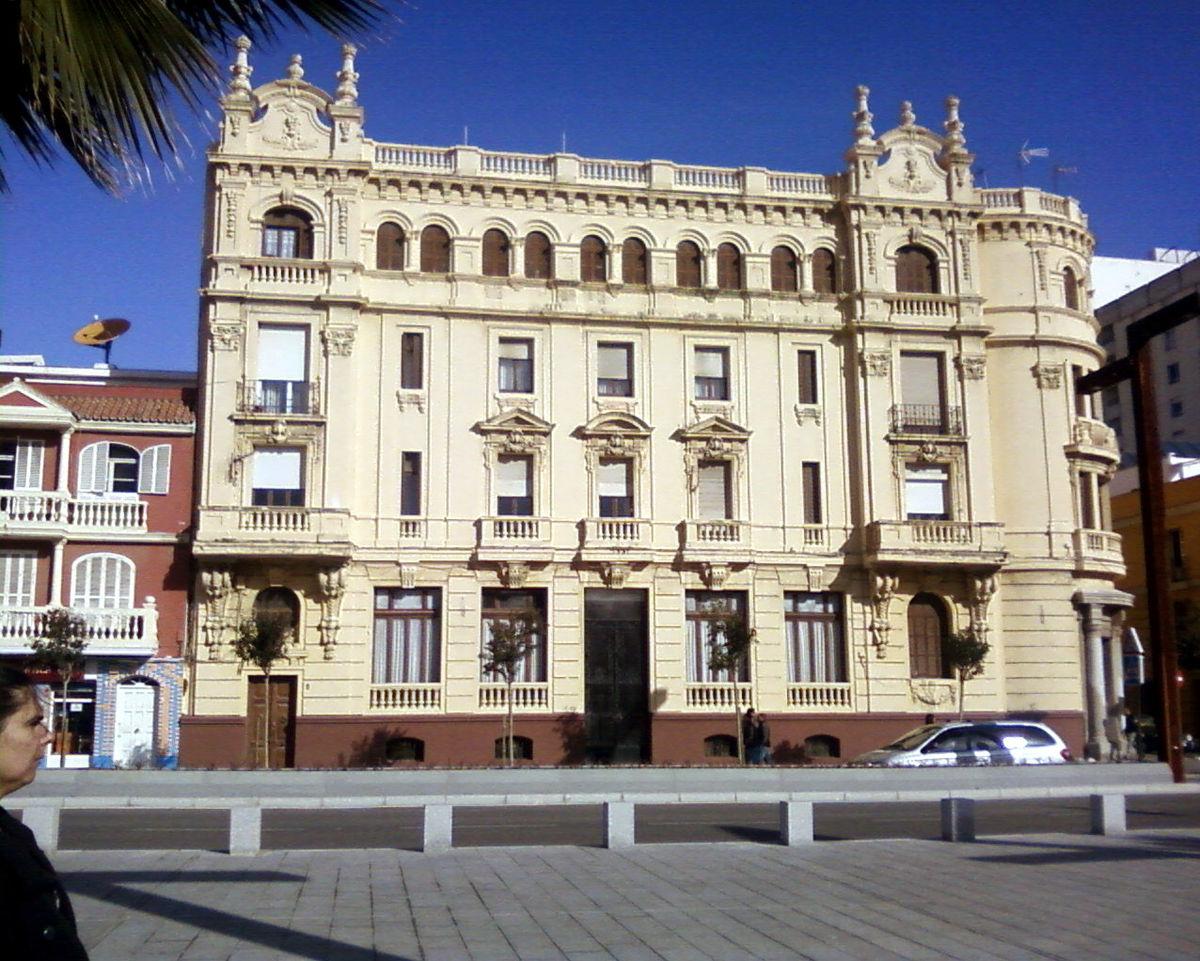 Hotel sevilla algeciras wikipedia for Hotel calle sevilla madrid