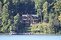House on Allen Lake, Cambridge Township, Michigan - panoramio.jpg