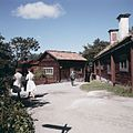 Houses at the outdoor museum Skansen in Stockholm in 1960 (6081778027).jpg