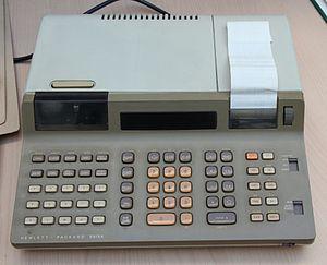 HP 9800 series - HP 9815A