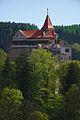 Hrad Pernštejn od severu, Nedvědice, okres Brno-venkov.jpg