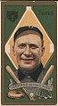 Hugh Jennings, Detroit Tigers, baseball card portrait LCCN2008677861.jpg