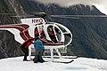 Hughes 369D ZK-HHO Franz Josef Glacier.jpg