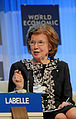 Huguette Labelle World Economic Forum 2013.jpg