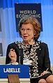Huguette Labelle World Economic Forum 2013.jpg
