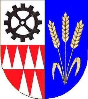 Hulín - Image: Hulín znak