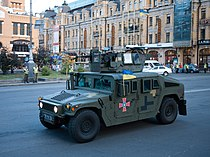 Humvee and Furia UAV, Kyiv 2018, 41.jpg