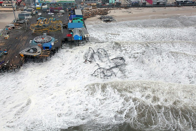 File:Hurricane Sandy New Jersey Pier.jpg