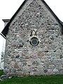 Husby-Sjuhundra kyrka wall round window.jpg
