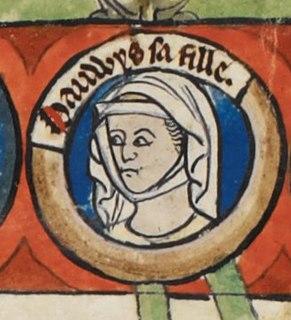 Hawise of Normandy Medieval noblewoman