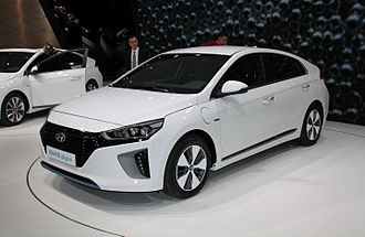 Hyundai Motor Group - Hyundai Ioniq Hybrid and Plug-in Hybrid