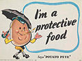 I'm a Protective Food - Says Potato Pete Art.IWMPST20603.jpg