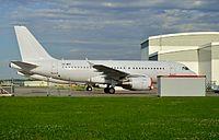 EC-MFP - A319 - Iberia
