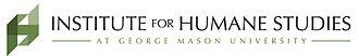 Institute for Humane Studies - Image: IHS Logo crop