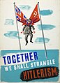 INF3-324 Unity of Strength Together we shall strangle Hitlerism.jpg