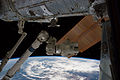 ISS-40 Canadarm2 practicing grapple procedures.jpg