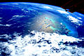 ISS-46 The Bahamas, out over the blue.jpg