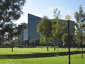 Monterrey Institute of Technology and Higher Education, Guadalajara - Image: ITESM Campus Guadalajara CCI