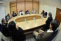 Iain Simpson Stewart Meets with NCSM and British Council Dignitaries - NCSM - Kolkata 2016-01-25 9291.JPG