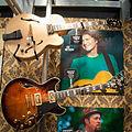 Ibanez PM200MT Pat Metheny signature & JSM100VT John Scofield signature - 2014 NAMM Show.jpg