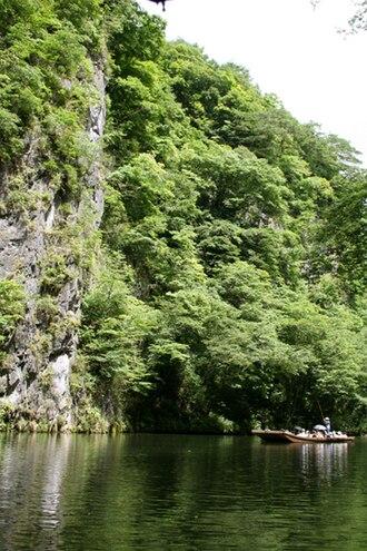 Ichinoseki, Iwate - Geibikei Gorge, Ichinoseki