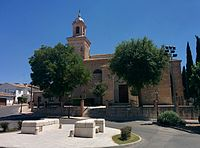Iglesia de Nuestra Señora de la Asunción, Esquivias 02.jpg