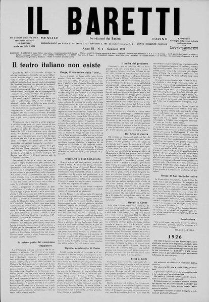 File:Il Baretti - Anno III, n. 1, Torino, 1926.djvu