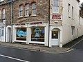 Ilfracombe Laundrette, No.15, Wilder Road, Ilfracombe. - geograph.org.uk - 1277163.jpg
