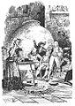 """Ilustración de """"Napoleón en Chamartín"""" de Galdós 07.jpg"""
