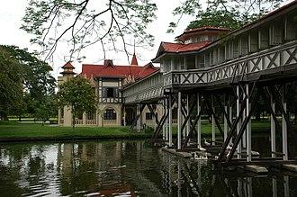 Nakhon Pathom - Sanam Chan Palace