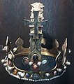Imperial crown of Charlemagn, Robert Wan Pearl Museum.JPG