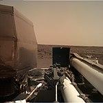 InSight IDC, Sol 4 130605.jpg