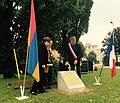 Inauguration mémorial arménien SMDB.jpg