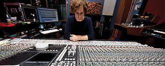 Chris Coady - Chris Coady at DNA Downtown studios in New York City
