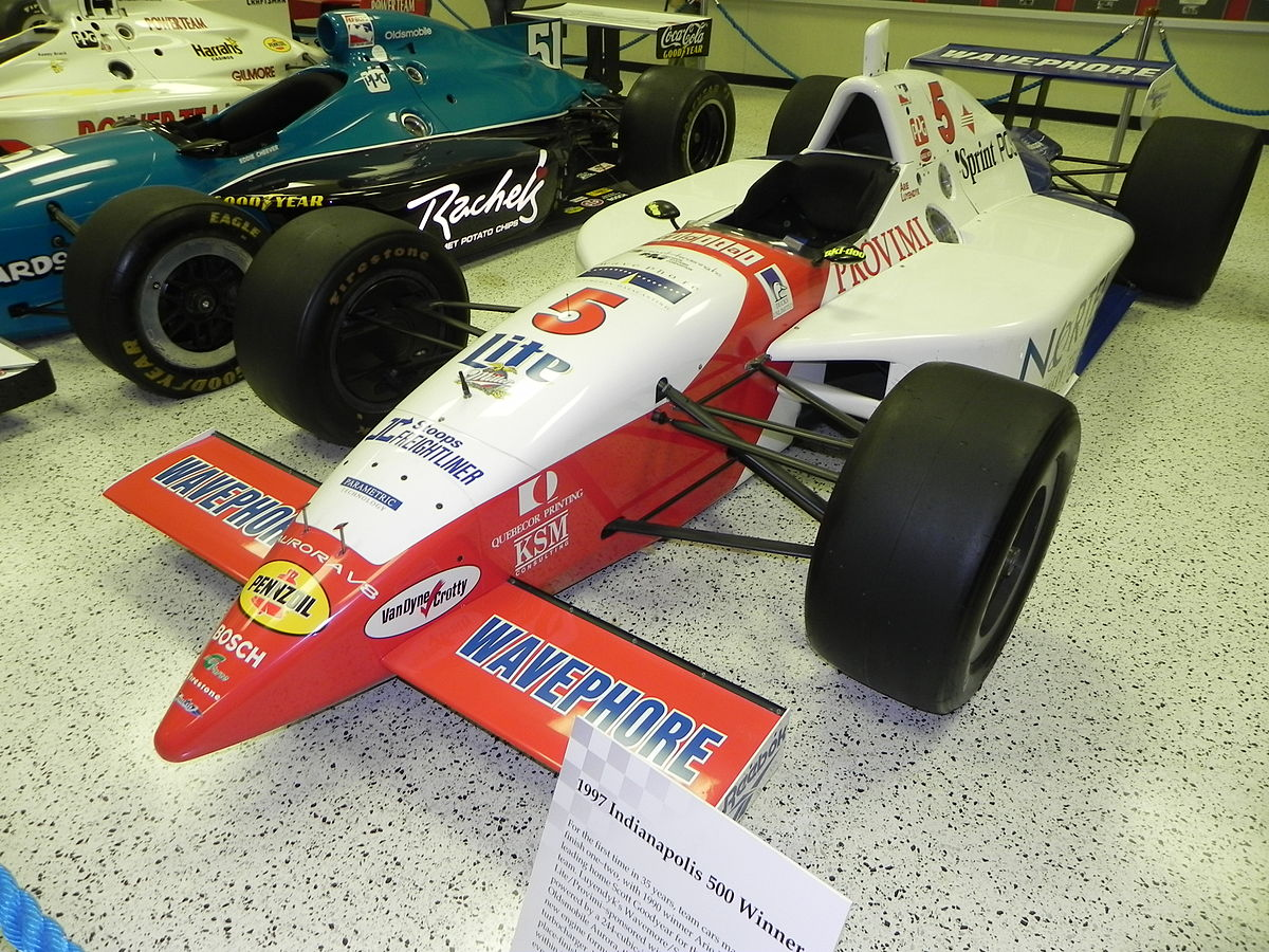photograph relating to Printable Indy 500 Starting Grid named 1997 Indianapolis 500 - Wikipedia
