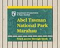 Information board in Abel Tasman NP 04.jpg