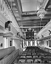 interieur, overzicht naar het orgel - amsterdam - 20013747 - rce