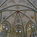 Interieur koor, gewelfschildering, na restauratie - Vierakker - 20346244 - RCE.jpg